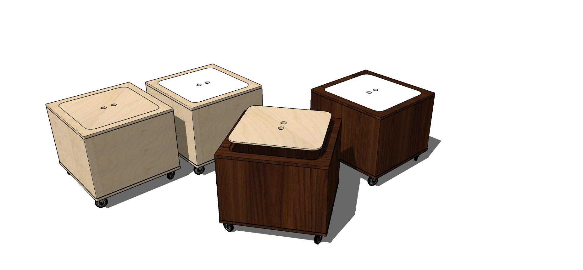 just plain squares - mod mom furniture unveils new readytoassemble product line