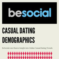 BeSocial.com Casual Dating Demographics