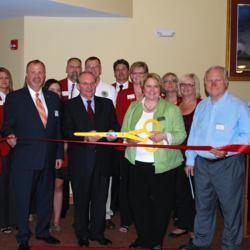 Heritage Woods of Freeport VIP Ribbon Cutting