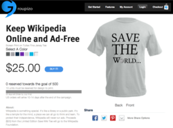 Groupizo Event: Keep Wikipedia Online and Ad-Free
