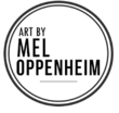 Art by Mel Oppenheim