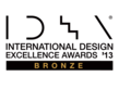 The International Design Excellence Awards program (IDEA®) fosters business and public understanding about the impact of design excellence on the quality of life and the economy