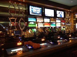 Mortons Steakhouse Bar