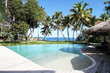 A photograph of a luxury Dominican Republic villa rental