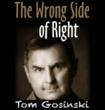 Tom Gosinski Releases New Book on the Cindy McCain Drug Addiction...