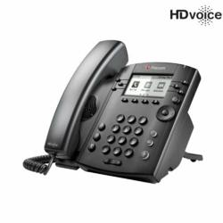 Lync Certified Polycom VVX 300 available at VoIP Supply