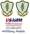USA Military Medals Important Resource for Arizona National Guard Soldiers