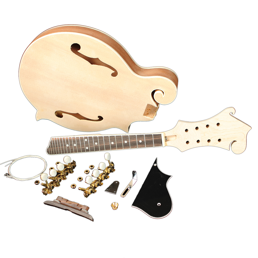Build And Customize Musical Instruments With New Kits From