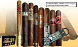 Gotham Cigars Summer Sampler Groupon