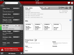 impower mobile screenshot