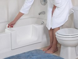 Professional handyman services companies can install grab bars to help you in your bathroom