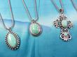 Vintage Antique Retro Style Turquoise Jewelry