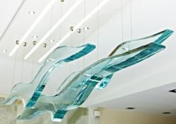 Glass Birds by MAILHOT - ThinkGlass