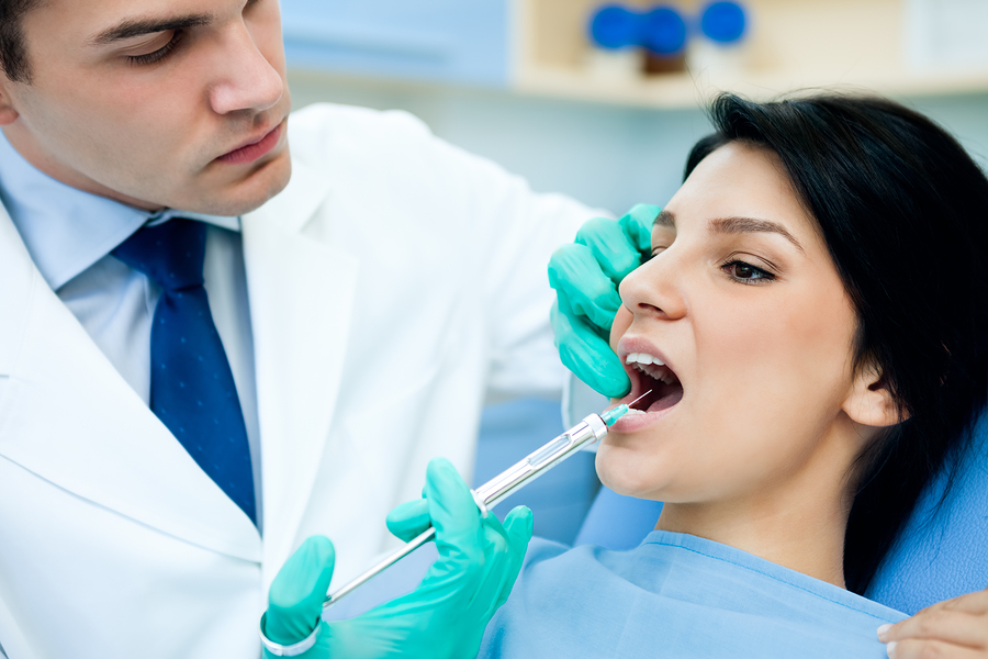 Dentist a la france - 1 1