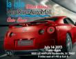 Car Show Hosted by La Isla Magazine and South Carolina Street Revoluzion on Sunday, July 14th at the New River Auto Mall