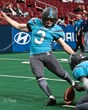 Arena Football League (AFL) Kicker Carlos Martinez Joins Kicking for...