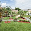 Port Everglades Hotel Lush Tropical Landscaping