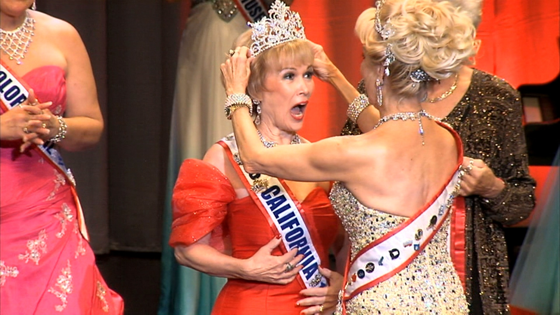 Ms. Senior America Pageant