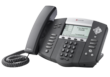 Polycom 560 IP phone SIP telephone SoundPoint IP hosted IP-PBX endpoint