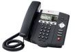 Polycom 450 IP phone SIP telephone SoundPoint IP hosted IP-PBX endpoint