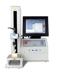 food texture, food analysis food analyzer, food analyser, quality control, FTC, Food Technology Corporation, TMS-Pilot