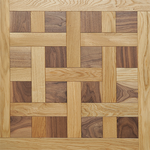 Coswick Hardwood Debuts A New Line Of Mosaic Wood Floors