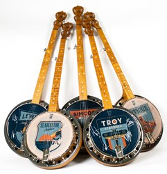Deering Gentlemen of the Road Banjo Auction