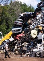 Salvage Automobiles