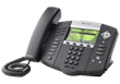 Polycom SIP phones SoundPoint IP hosted IP-PBX telephones