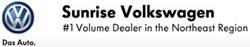 sunrise volkswagen logo