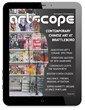 Artscope Digital Edition on iPad