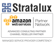 Amazon Web Services Awards Stratalux With AWS Partner Network Managed Services Provider Competency