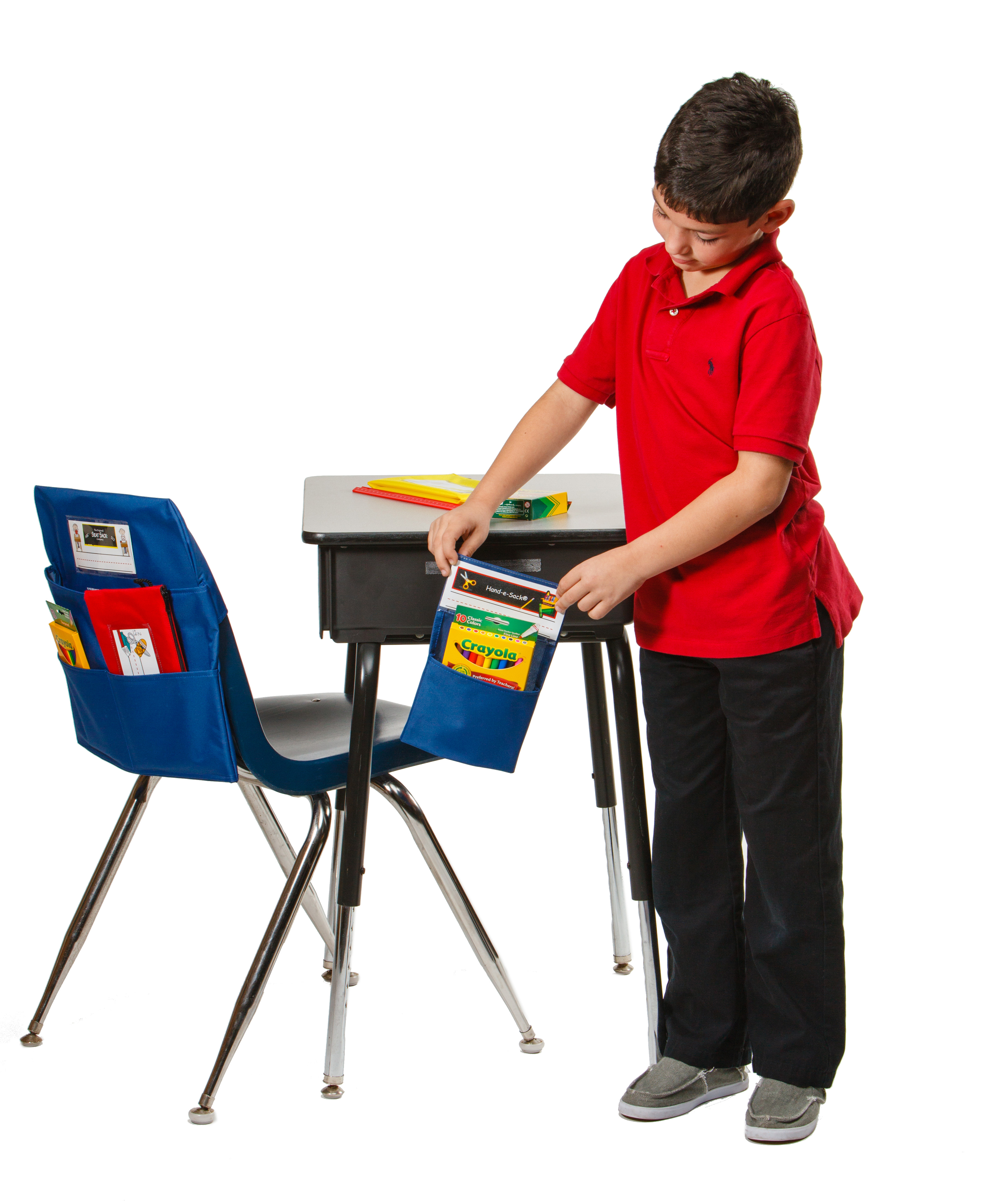 Seat Sack Unveils New Classroom Organizers for Back-to-School