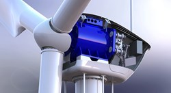 Argosy Wind Direct Drive Turbine