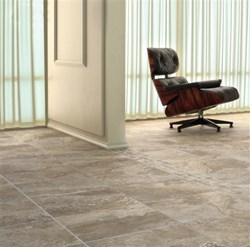 Tesoro Glazed Porcelain 12X24 noce from ECOTRAVERTINI - ISTRNO1224