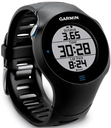 garmin forerunner 610, heart rate watch company