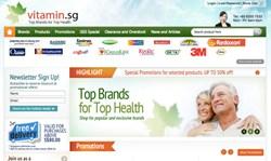 Singapore online supplement store