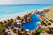 Paradisus Cancun is an all-inclusive, luxury resort