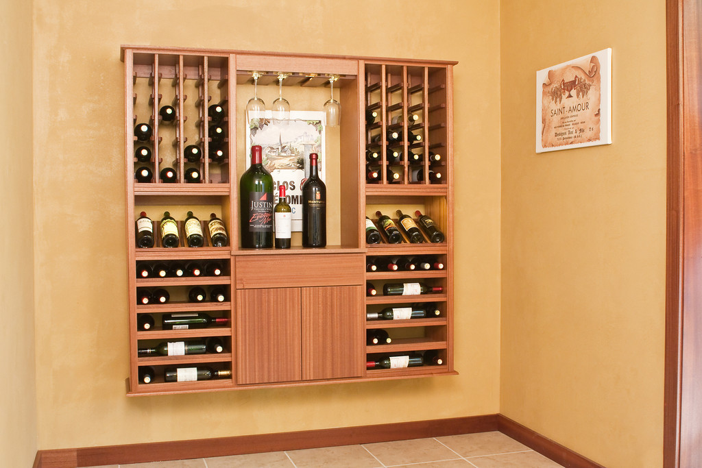 Kessick Wine Cellars Is Featured On The Diy Network & Wine Cellar Diy - Natashamillerweb