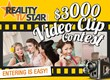 RealityTVStar.com Launches $3,000 Video Clip Contest
