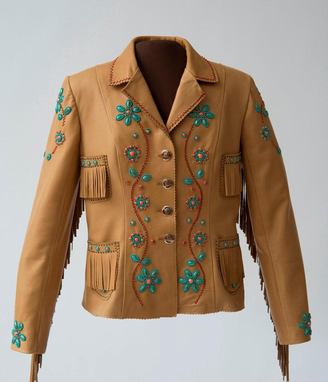 Life In Wyoming >> Buffalo Bill Center of the West raffles this Buffalo Bill-inspired jacket