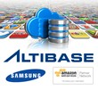 Samsung Selects ALTIBASE HDB™ for Samsung Apps Store's User Authentication System on Amazon AWS EC2 Cloud