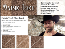 Frieze Carpeting Dallas Wholesale Discount