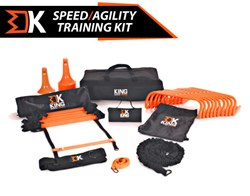 speed training equipment, speed and agility kit, king sports training