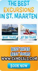 Excursions in St. Maarten