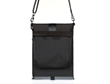 Laptop SleeveCase in Vertical Orientation—with Piggyback accessories pouch and strap