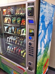 Texas school vending machine Conroe Houston The Woodlands Texas