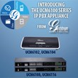 Small Business Communications Have a New Best Friend in the Grandstream UCM6100 Series IP PBXs Available from VoIP Supply