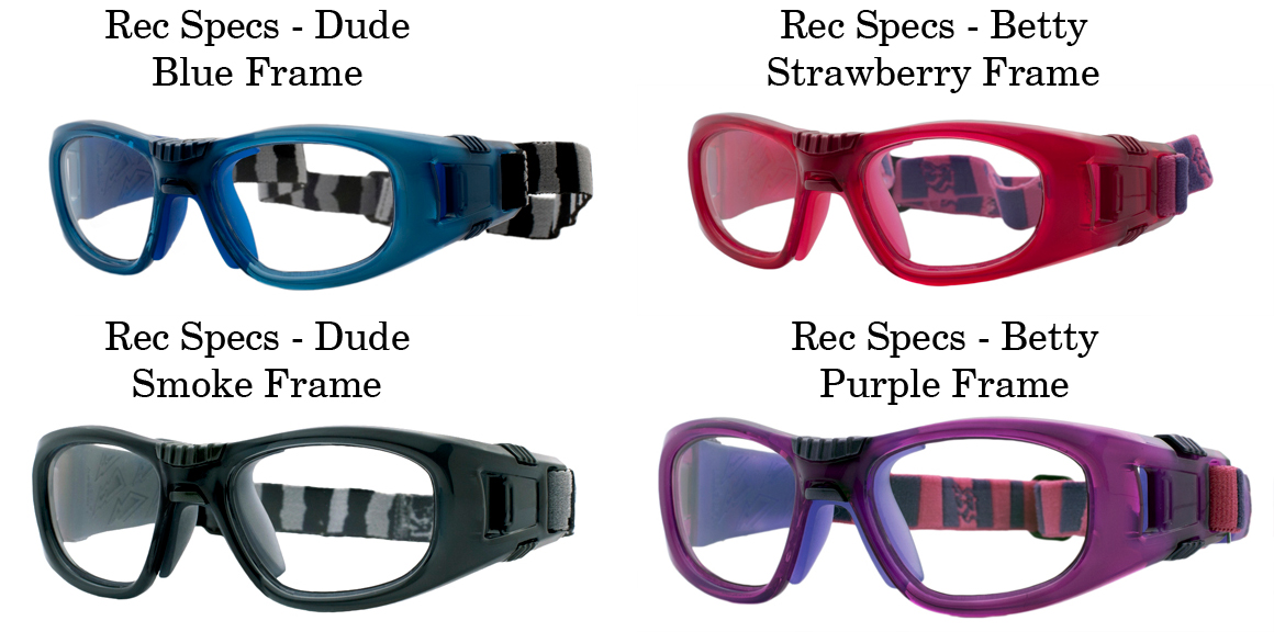 Youth Sports Sunglasses  rec specs introduces new sports glasses for younger compeors