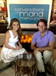 "Perez Hilton Talks About Depression and Fatherhood in an Interview on ""Conversations with Maria Menounos"""
